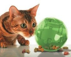 Cat Food Ball Slimcat