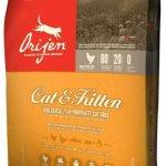 Orijen Cat & Kitten New Canadian Formula Review