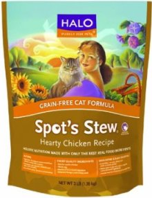 Where Is Halo Cat Food Made