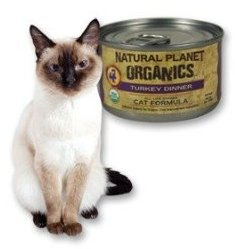 Natural Planet Organics Cat Food Reviews
