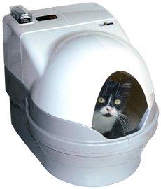 CatGenie with Dome