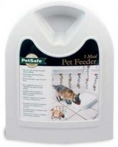 Petsafe 5 Meals Electronic Pet Feeder