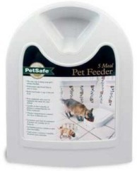 Petsafe 5 Meals Dish Feeder