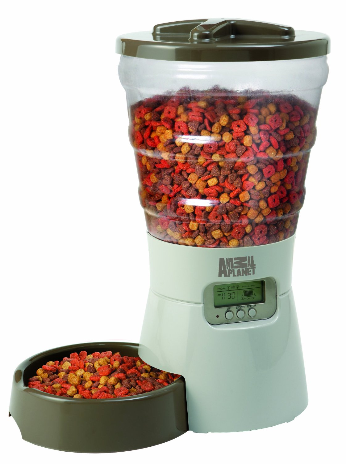Cat Food Dispenser Reviews