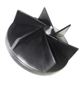 Crown Majestic's impeller