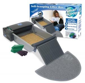 SmartScoop Litter Box Package
