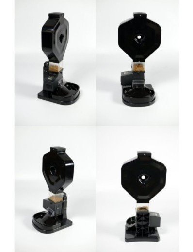 Different views of the CSF-3XL Super Feeder