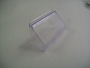 Polycarbonate chute