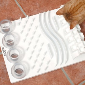 Trixie 5-in-1 Cat Activity Board Station