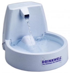Drinkwell Original Pet Fountain Review
