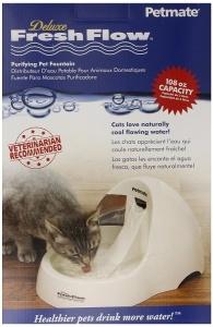 Petmate Fresh Flow Pet Fountain 108 Oz – Full Review