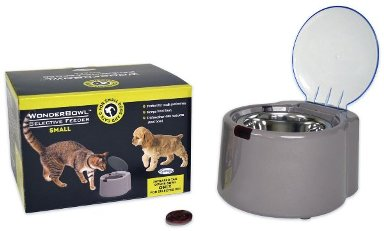 Wonder Bowl Selective Pet Feeder