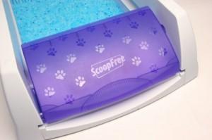 ScoopFree waste trap cover