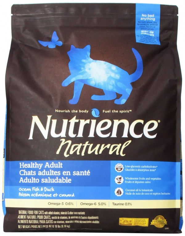 Nutrience Natural Fish & Duck