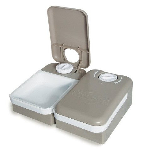 Petsafe 2-meal Pet Feeder