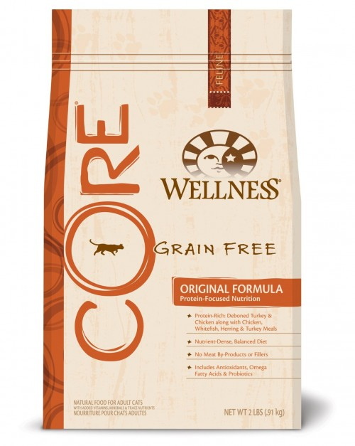 Wellness Core Grain Free Original Fish Amp Fowl Formula For