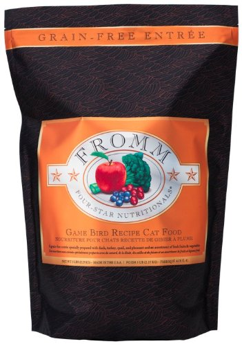 Fromm Grain Free Game Bird Formula