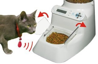 Wireless Whiskers Pet Feeder Review Does This Selective