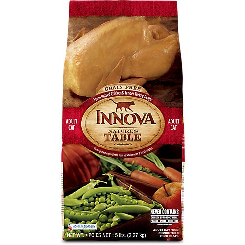 Innova Nature's Table Grain Free Turkey & Chicken