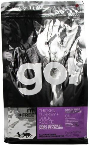 Petcurean Go! Fit Grain-Fre Formula