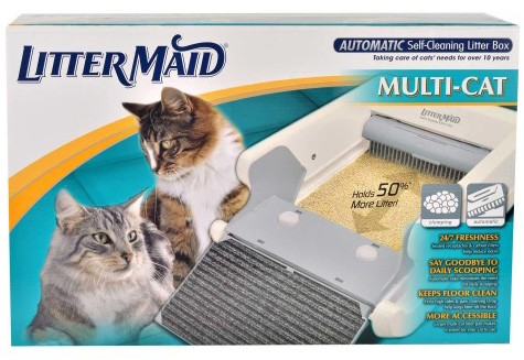 Littermaid Multicat Automatic Litter Box
