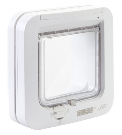 sureflap microchip automatic cat door review does it work well rh catfooddispensersreviews com sureflap microchip pet door manual sureflap microchip cat flap manual pdf