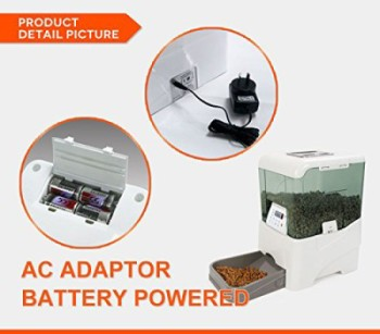 Battery and AC Adaptor