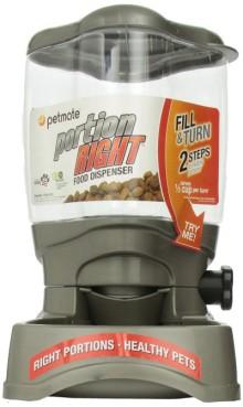 Petmate Portion Right Food Dispenser