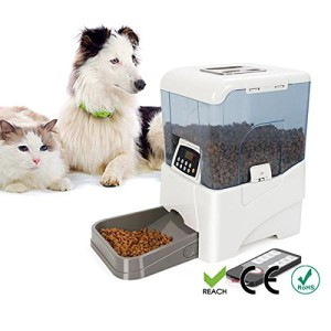 TopPets PF-21B Remote Controlled Automatic Pet Feeder