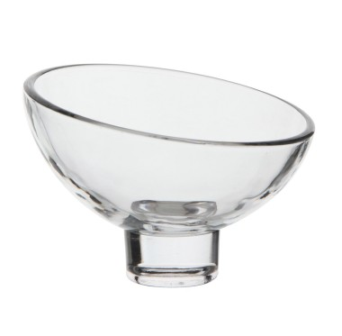 Bowl Design of Catit Style 2-Bowl Glass Diner Set