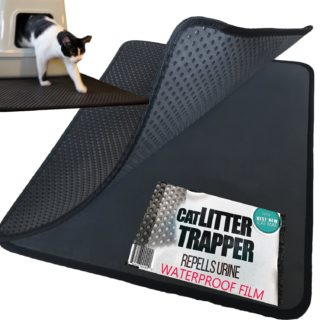 Cat-Litter-Trapper