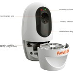 Pawbo Wi-Fi Pet Camera & Treat Dispenser Review
