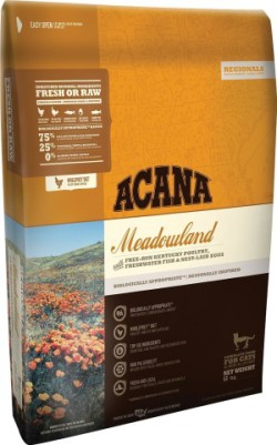 Acana Meadowland Cat Food Review