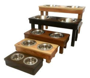Elevated Pet Feeder 5 sizes