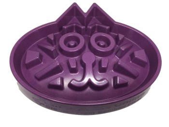 Slow Feed Cat Bowl (color Purple)