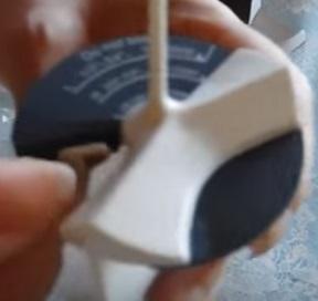 measuring the kibble