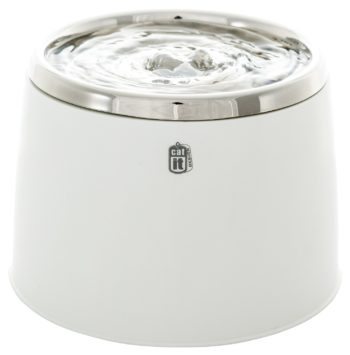 Catit Fresh & Clean Stainless Steel fountain
