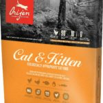 Orijen Cat & Kitten New 2016 Formula Review