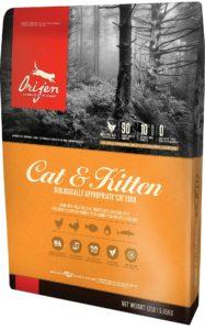 Orijen Cat & Kitten New 2016 Formula Review
