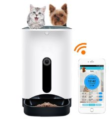 GemPet SmartFeeder Automatic Pet Feeder