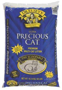 Precious Cat Clumping Llitter