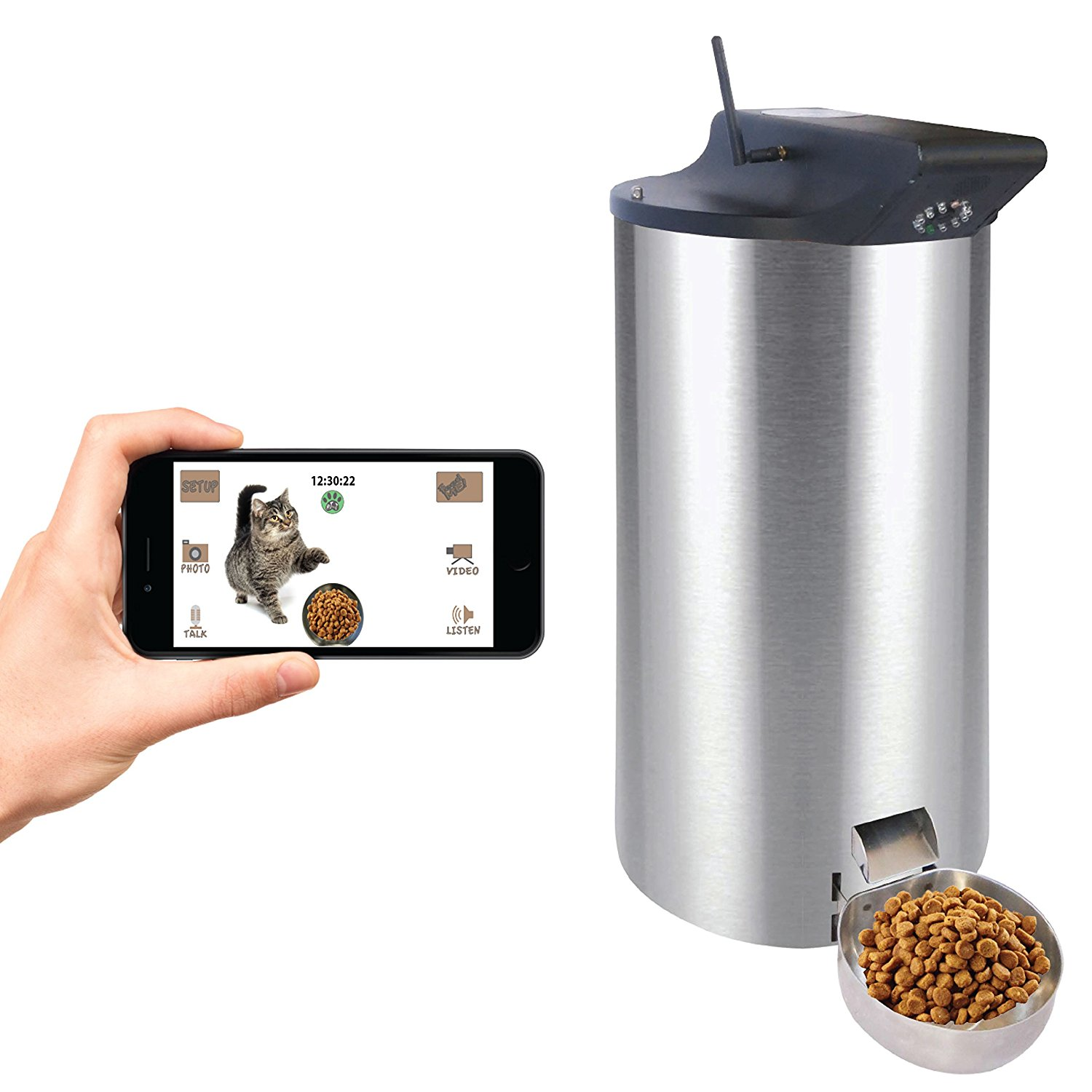 Best Automatic Wet Food Cat Feeder