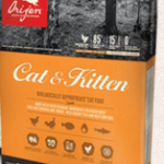 Orijen Cat & Kitten New Canadian Recipe Review