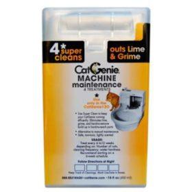 catgenie machine maintenance cartridge