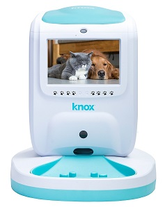 Knox Smart Wireless Wi-Fi Automatic Cat Feeder Review