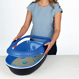 TRIXIE Berto Sifting Litter Tray Review