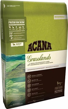 Acana Grasslands Regional Kentucky USA Formula Review