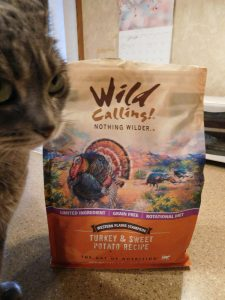 Wild Calling Turkey Dry Cat Food Review