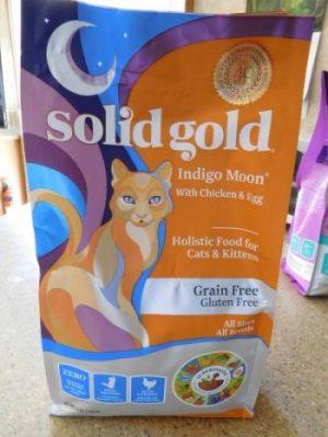 Indigo Moon Cat Food Review