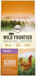 Nutro Wild Frontier Chicken Cat Food Review